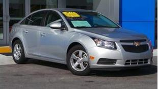 2013 Chevrolet Cruze Sedan for sale in Venice for $13,500 with 21,509 miles.