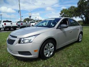 2012 Chevrolet Cruze Sedan for sale in Fort Pierce for $12,992 with 30,254 miles.