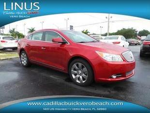 2012 Buick LaCrosse Sedan for sale in Vero Beach for $23,988 with 29,416 miles.