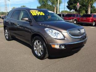 2009 Buick Enclave SUV for sale in Clearwater for $18,995 with 56,339 miles.