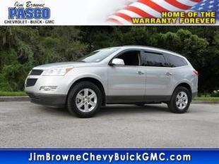 2012 Chevrolet Traverse SUV for sale in Dade City for $22,900 with 50,909 miles.