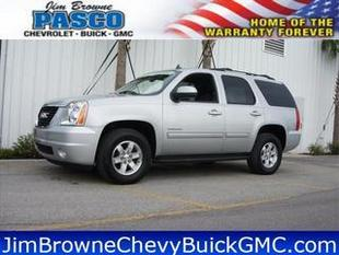 2013 GMC Yukon SUV for sale in Dade City for $33,800 with 20,409 miles.