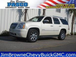 2011 GMC Yukon SUV for sale in Dade City for $41,800 with 30,128 miles.