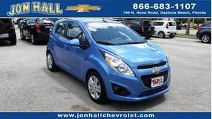 2013 Chevrolet Spark Hatchback for sale in Daytona Beach for $11,290 with 9,922 miles.