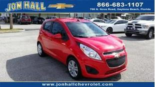 2013 Chevrolet Spark Hatchback for sale in Daytona Beach for $11,490 with 6,255 miles.