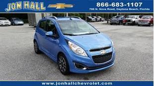 2014 Chevrolet Spark Hatchback for sale in Daytona Beach for $13,990 with 4,794 miles.