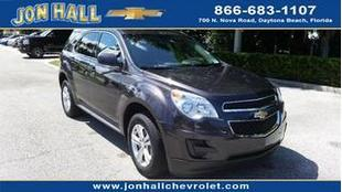 2014 Chevrolet Equinox SUV for sale in Daytona Beach for $22,990 with 3,387 miles.