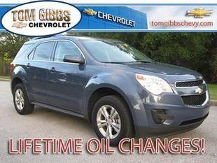 2011 Chevrolet Equinox SUV for sale in Palm Coast for $19,995 with 42,759 miles.