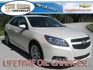 2013 Chevrolet Malibu Sedan for sale in Palm Coast for $19,995 with 20,333 miles.
