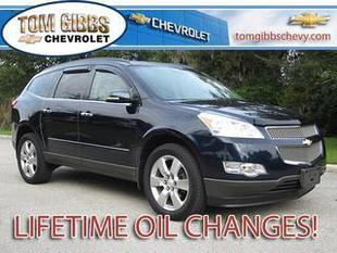 2011 Chevrolet Traverse SUV for sale in Palm Coast for $25,550 with 42,352 miles.