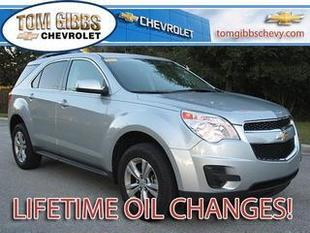 2011 Chevrolet Equinox SUV for sale in Palm Coast for $17,445 with 30,734 miles.