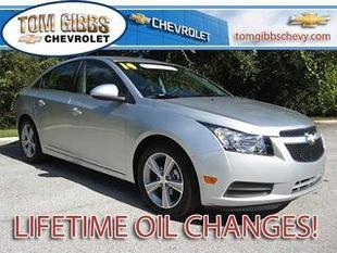2014 Chevrolet Cruze Sedan for sale in Palm Coast for $15,385 with 22,075 miles.