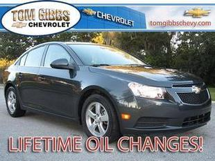 2013 Chevrolet Cruze Sedan for sale in Palm Coast for $14,445 with 39,105 miles.