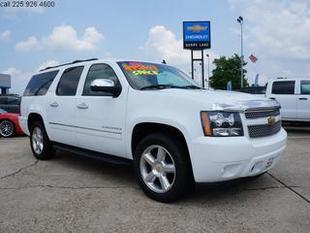 2011 Chevrolet Suburban SUV for sale in Baton Rouge for $37,995 with 54,674 miles.