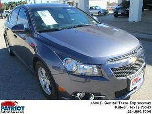 2013 Chevrolet Cruze Sedan for sale in Killeen for $15,991 with 19,438 miles.