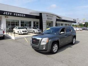 2012 GMC Terrain SUV for sale in Tifton for $21,500 with 27,863 miles.