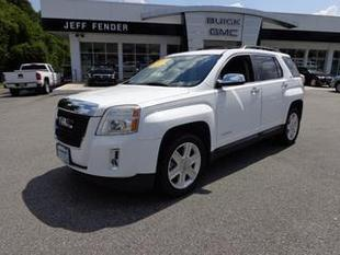2010 GMC Terrain SUV for sale in Tifton for $19,995 with 28,431 miles.