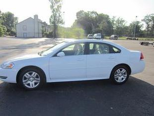 2014 Chevrolet Impala Limited Sedan for sale in Nacogdoches for $20,995 with 9,380 miles.