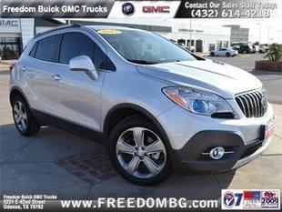 2013 Buick Encore SUV for sale in Odessa for $24,900 with 19,374 miles.