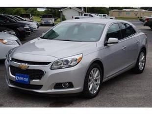 2014 Chevrolet Malibu Sedan for sale in Stephenville for $23,995 with 16,965 miles.