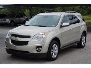2014 Chevrolet Equinox SUV for sale in Stephenville for $23,995 with 16,290 miles.