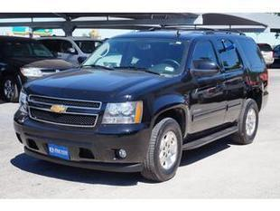 2012 Chevrolet Tahoe SUV for sale in Stephenville for $28,995 with 60,114 miles.
