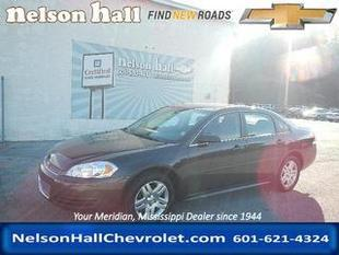 2013 Chevrolet Impala Sedan for sale in Meridian for $17,991 with 40,825 miles.
