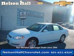 2014 Chevrolet Impala Limited Sedan for sale in Meridian for $18,998 with 13,037 miles.