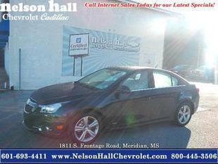 2014 Chevrolet Cruze Sedan for sale in Meridian for $18,826 with 23,746 miles.