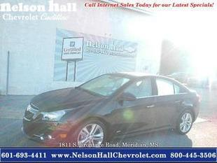 2014 Chevrolet Cruze Sedan for sale in Meridian for $19,998 with 15,159 miles.