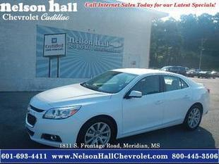 2014 Chevrolet Malibu Sedan for sale in Meridian for $19,998 with 22,855 miles.