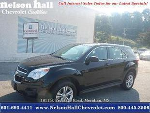 2012 Chevrolet Equinox SUV for sale in Meridian for $18,324 with 41,171 miles.