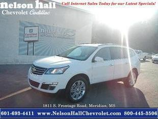 2013 Chevrolet Traverse SUV for sale in Meridian for $31,991 with 25,535 miles.