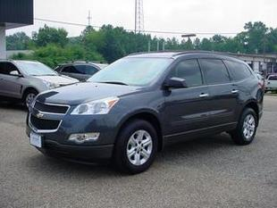 2012 Chevrolet Traverse SUV for sale in Longview for $19,900 with 57,943 miles.