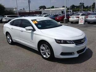 2014 Chevrolet Impala Sedan for sale in Charleston for $30,298 with 7,259 miles.