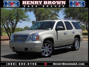 2013 GMC Yukon SUV for sale in Casa Grande for $51,900 with 16,413 miles.