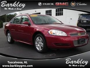 2014 Chevrolet Impala Limited Sedan for sale in Tuscaloosa for $16,995 with 21,166 miles.