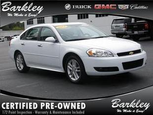 2014 Chevrolet Impala Limited Sedan for sale in Tuscaloosa for $19,995 with 15,859 miles.