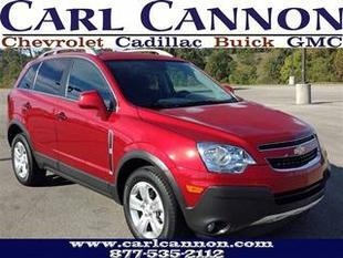 2014 Chevrolet Captiva Sport SUV for sale in Jasper for $18,909 with 18,666 miles.