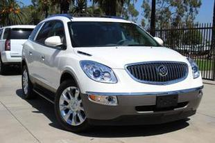 2012 Buick Enclave SUV for sale in Riverside for $32,300 with 24,033 miles.