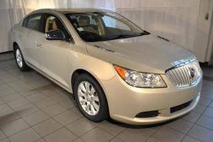 2012 Buick LaCrosse Sedan for sale in Wilmington for $20,995 with 17,797 miles.