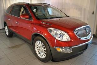 2012 Buick Enclave SUV for sale in Wilmington for $31,995 with 24,151 miles.