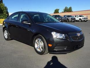2013 Chevrolet Cruze Sedan for sale in Victorville for $13,937 with 36,250 miles.