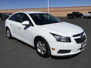 2013 Chevrolet Cruze Sedan for sale in Victorville for $13,937 with 38,922 miles.