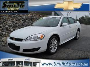 2013 Chevrolet Impala Sedan for sale in Laurens for $17,000 with 46,619 miles.