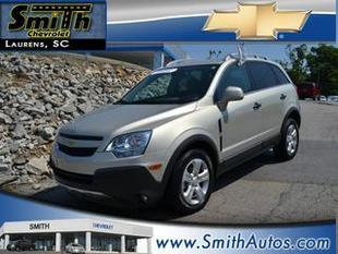 2014 Chevrolet Captiva Sport SUV for sale in Laurens for $17,500 with 18,878 miles.