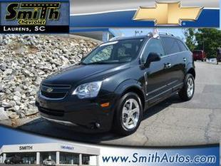 2014 Chevrolet Captiva Sport SUV for sale in Laurens for $21,000 with 14,511 miles.
