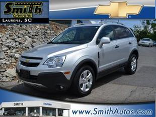 2013 Chevrolet Captiva Sport SUV for sale in Laurens for $16,000 with 28,205 miles.
