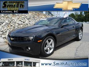 2010 Chevrolet Camaro Coupe for sale in Laurens for $23,000 with 27,102 miles.