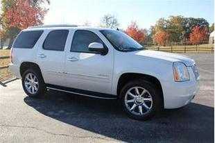 2012 GMC Yukon SUV for sale in Huntsville for $42,590 with 32,939 miles.